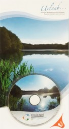 Postkarte mit Imagefilm