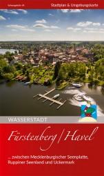 Stadtplan & Umgebungskarte Fürstenberg/Havel